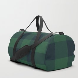 rainforest pattern Duffle Bag
