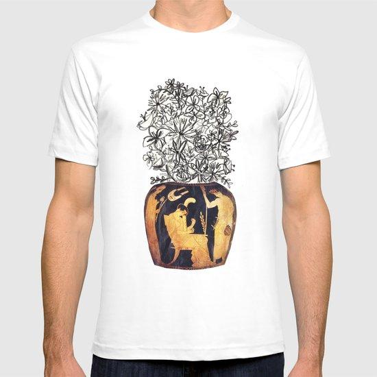 flowers for caligula T-shirt