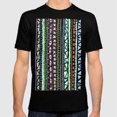 For Andres :3 Mens Fitted Tee Black MEDIUM