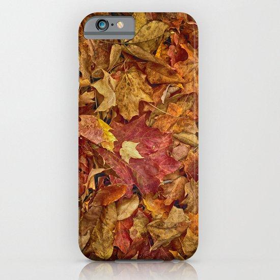 Falls textures iPhone & iPod Case