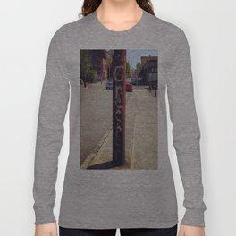 Creeper Long Sleeve T-shirt