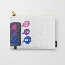 bisexual light Carry-All Pouch