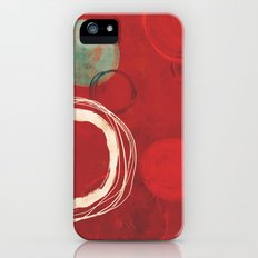 At The Centre Of It All iPhone SE Slim Case