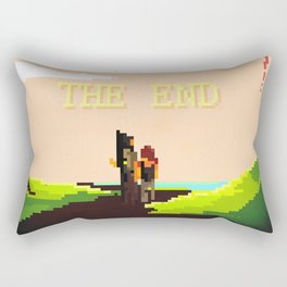 The Last of us Rectangular Pillow