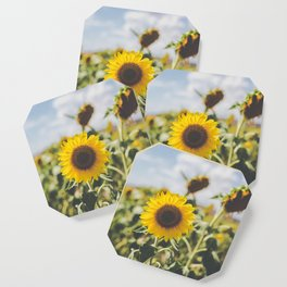 Allora | Sunflowers Coaster