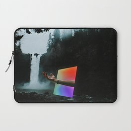 Portal into the Woods Laptop Sleeve