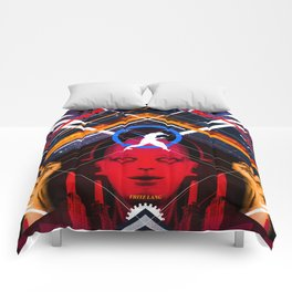 Visions of the Future :: Metropolis Comforters