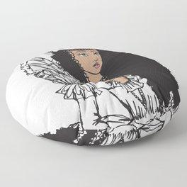 I'm Jade Royal Floor Pillow