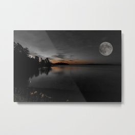 DeGray Lake, Arkansas Metal Print