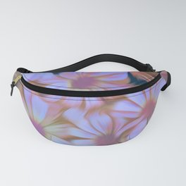 pink daisy in bloom in spring Fanny Pack