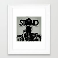 magnani Framed Art Prints featuring PRINT Nº039 by Gianmarco Magnani