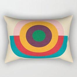 Solaris #homedecor #midcenturydecor Rectangular Pillow