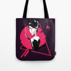 Mademoiselle Tote Bag
