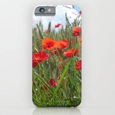 Coquelicots Slim Case iPhone 6s