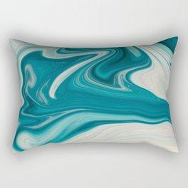 White Sand Rectangular Pillow