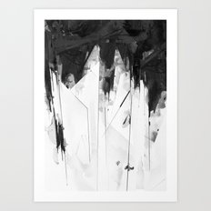 Macy Art Print
