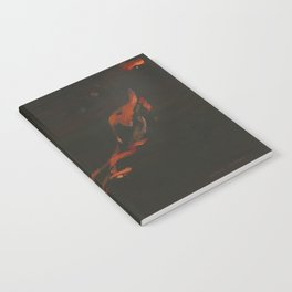 Campfire Flame Notebook