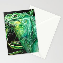 Grand Cayman Iguana Stationery Cards