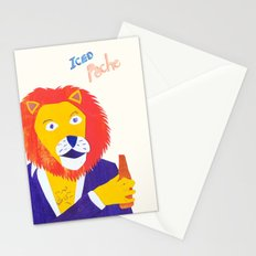 Rory C's Iced Pêche Stationery Cards