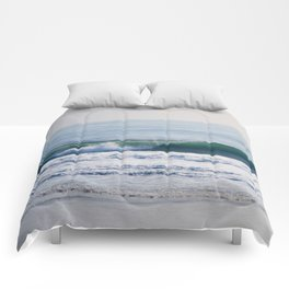 Blue Barrel Comforters