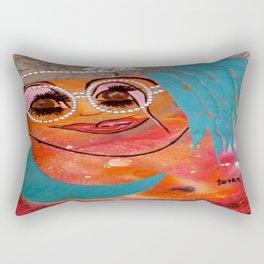 Miss JoY tetkaART Rectangular Pillow