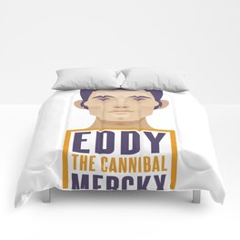 "Eddy ""THE CANNIBAL"" Merckx Comforters"