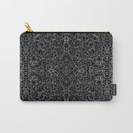 Etching Carry-All Pouch