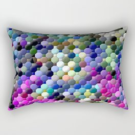 Partyin' with colors... Rectangular Pillow