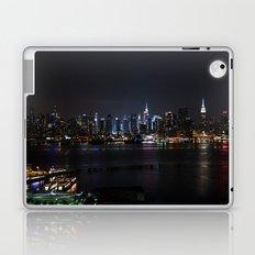 New York Supermoon Laptop & iPad Skin
