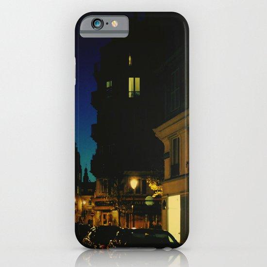 Paris by Night V iPhone & iPod Case