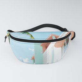 Miami Fresh Summer Day Fanny Pack