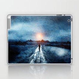it's raining again Laptop & iPad Skin