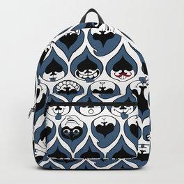 Deltarune Lancer Drop Pattern Backpack