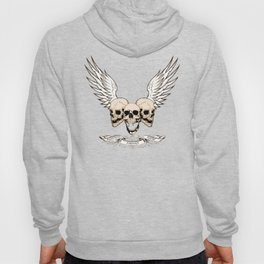 Fortune Favors The Brave Hoody