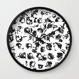 Soleares Wall Clock