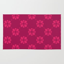 Abstract geometric Pattern 87 Rug