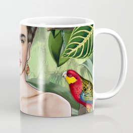 Frida con Amigos Coffee Mug