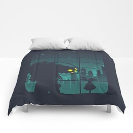 bioshock big daddy Comforters