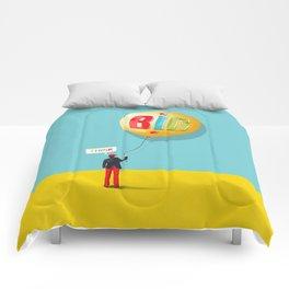 Think Big Comforters