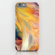 Abstract Colors Slim Case iPhone 6s