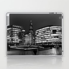 The Shard of Glass and the scoop Laptop & iPad Skin