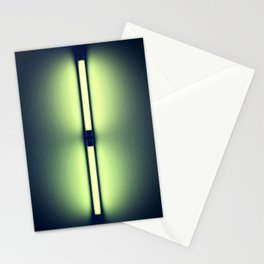Countdown neon number, No1 Stationery Cards