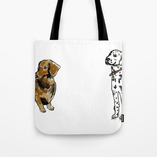 DogDogDogDog Tote Bag
