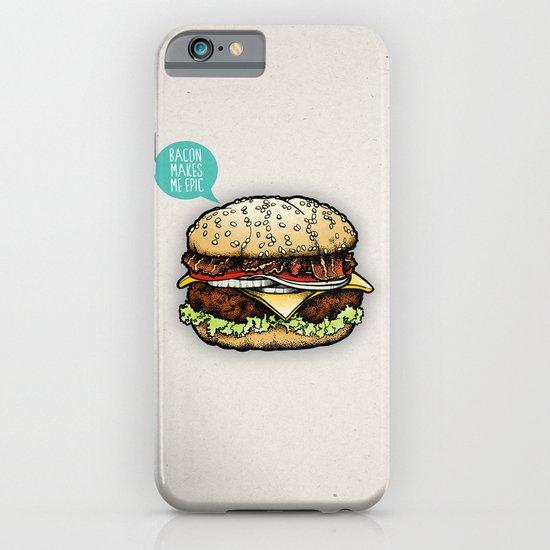 Epic Burger iPhone & iPod Case