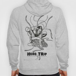 Hero Trip Issue 1 Cover NC Hoody