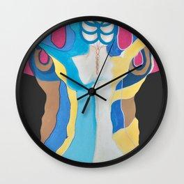 Woman´s tree / EL ARBOL DE LA MUJER Wall Clock