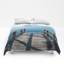 Into the sea Comforters
