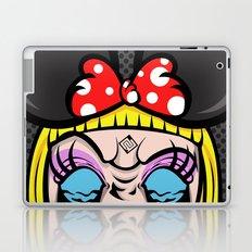 Mickey Girl Laptop & iPad Skin