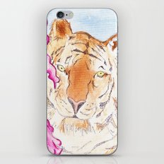 Tiger #1 iPhone & iPod Skin