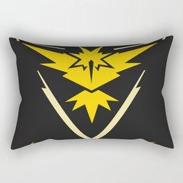 Team Instinct Z Rectangular Pillow